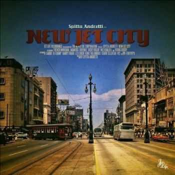 Curreny - New Jet City (2013)