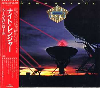 Night Ranger - Dawn Patrol (1982) [Japan 1st Press, 1984]