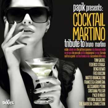 Cocktail Martino - Cocktail Martino (Papik Presents Cocktail Martino Tribute to Bruno Martino)(2012)