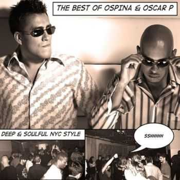 Oscar P - Best of Ospina & Oscar P 2011 (2012)