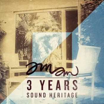 VA - 3 Years Of Amam: Sound Heritage (2013)