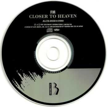FM - Closer To Heaven (1993) [Japanese Ed. 1995]