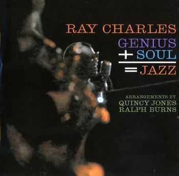 Ray Charles - Genius + Soul = Jazz [Expanded Edition]
