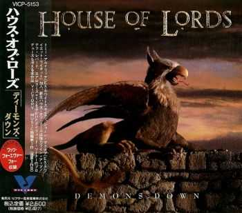 House Of Lords - Demons Down (1992) [Japanese Ed.]