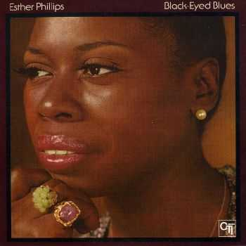 Esther Phillips - Black-Eyed Blues (1973) FLAC