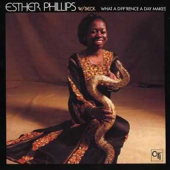 Esther Phillips - What A Diff'rence A Day Makes (1975) FLAC