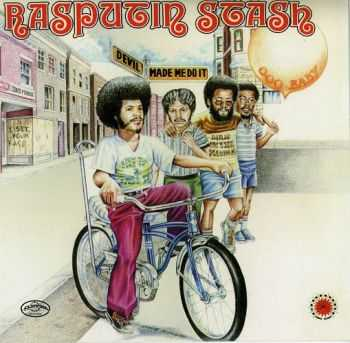 Rasputin Stash - Devil Made Me Do It (extra tracks) 1974
