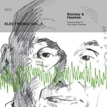 Tod Dockstader - Recorded Music for Film, Radio & Television Electronic Vol. 2 (2013)