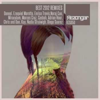VA - Best 2012 Remixes (2013)