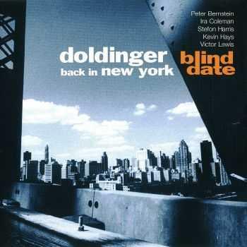 Klaus Doldinger - Back in New York (1999) FLAC