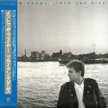 Bryan Adams - Into The Fire 1987 (2012)