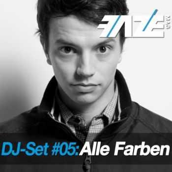 ALLE FARBEN - Faze DJ Set 05: Alle Farben (unmixed tracks)(2012)