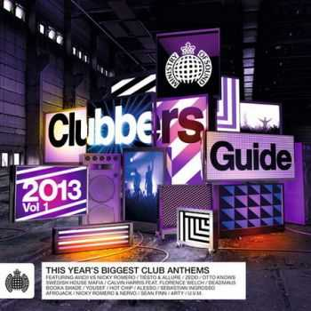 Ministry of Sound: Clubbers Guide 2013 Vol.1 (2013)