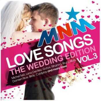 MNM Love Songs Vol.3 The Wedding Edition (2013)
