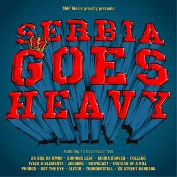VA - Serbia Goes Heavy (2013)