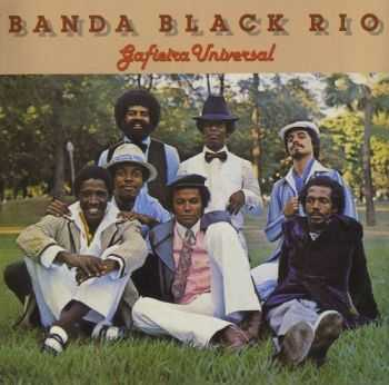 Banda Black Rio - Gafieira Universal (1978)