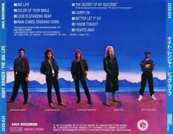 Night Ranger - Big Life (1987) [Japan 1st Press]