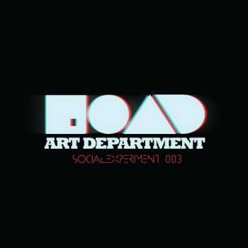 VA - Social Experiment 003 - Mixed By Art Department (2013)