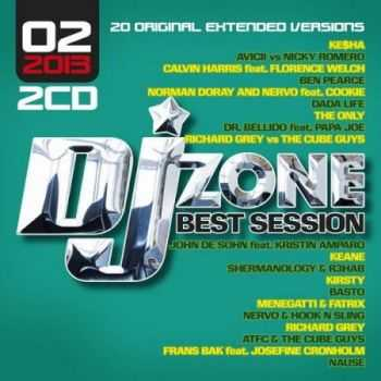 Dj Zone Best Session 02/2013 (2013)