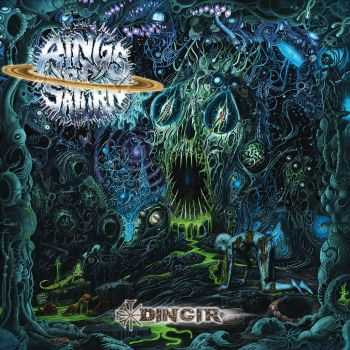 Rings Of Saturn - Dingir (2012)