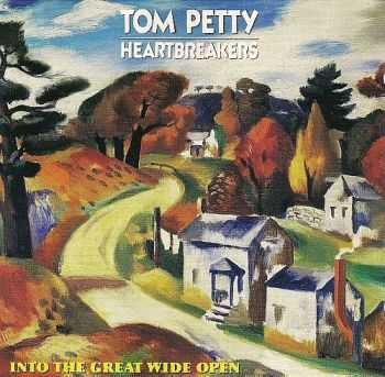 Tom Petty & the Heartbreakers - Into the Great Wide Open 1991 [First press] [LOSSLESS]