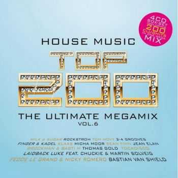 House Top 200 Vol.6 (2013)