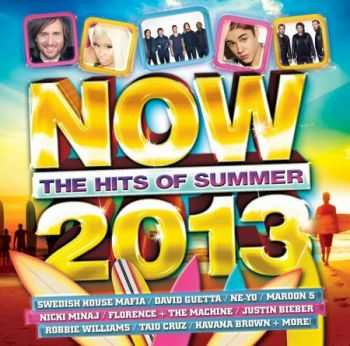 Now: The Hits Of Summer 2013 (2012)