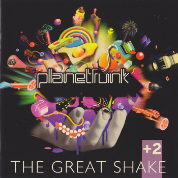 Planet Funk - The Great Shake + 2 (2012) FLAC
