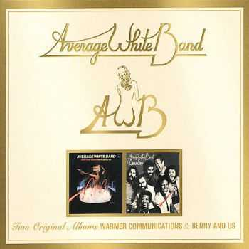 Average White Band - Warmer Communications `78 / Benny And Us (with Ben E. King) `77