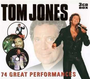 Tom Jones - 74 Great Performances (2003)