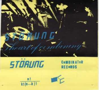 Störung - The Art Of Combining (1983)