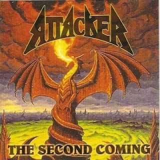 Attacker - The Second Coming[Reissue 1999 Sentinel Steel] (1988)