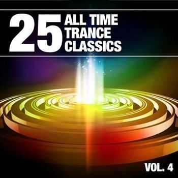 25 All Time Trance Classics Vol. 4 (2013)