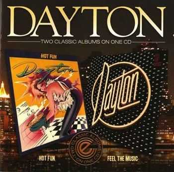 Dayton - Hot Fun: Feel the Music (2013)