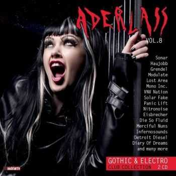 VA - Aderlass Vol.8 (2 CD) (2012)