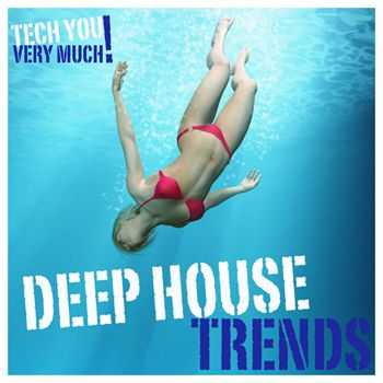 VA - Deep House Trends (Unmixed Tracks Selection) (2013)