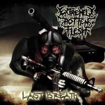 Extremely Rotten Flesh - Last Breath (2013)