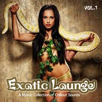 VA - Exotic Lounge (From Buddha Oriental India Chillout to Cafe Balearic Ibiza Collection) (2013)