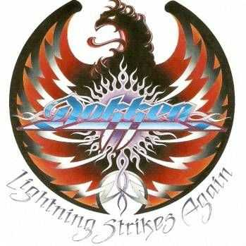 Dokken - Lightning Strikes Again (2008)