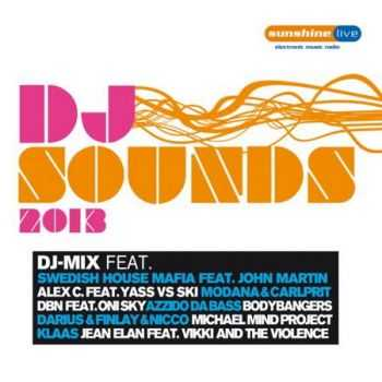 DJ Sounds 2013