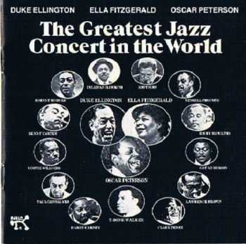 VA - The Greatest Jazz Concert in the World (1990)
