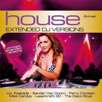 House Extended DJ Versions (2013)