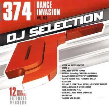 DJ Selection 374: Dance Invasion Vol.103  (2013)