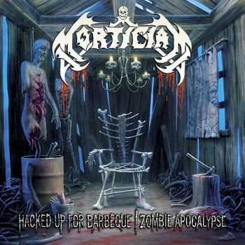 Mortician - Hacked Up For Barbeque/Zombie Apocalypse 2004 [Re-issue] [LOSSLESS]