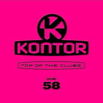 Kontor Top of the Clubs Vol.58 (2013)