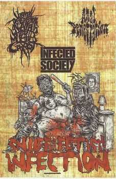 Anal Penetration & VxPxOxAxAxWxAxMxC (Vaginal Penetration Of An Amelus With A Musty Carrot) & Infected Society - Snuff Fetish Infection (Split) (2013)