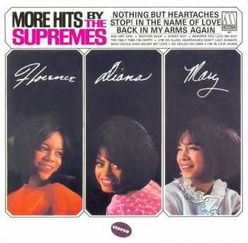 The Supremes - More Hits By The Supremes (1965