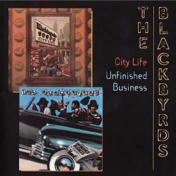 Blackbyrds - City Life 1975 & Unfinished Business 1976 (1999) HQ