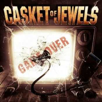 Casket Of Jeweld - Game Over (Single) (2013)
