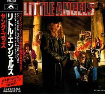 Little Angels - Young Gods (1991) [Japanese Ed.]